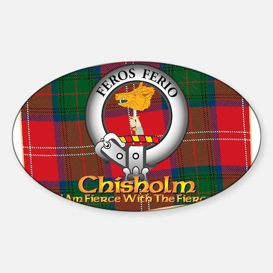 Chisholm Clan Decal
