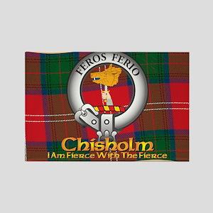 Chisholm Clan Magnets