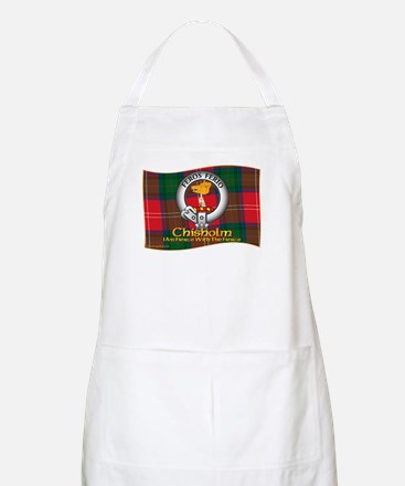 Chisholm Clan Apron