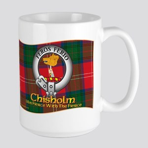 Chisholm Clan Mugs