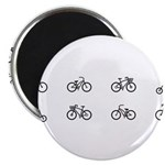 Bicycles Magnet
