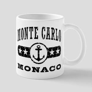 Monte Carlo Monaco 11 oz Ceramic Mug
