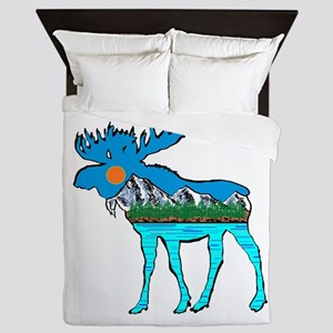 MOOSE Queen Duvet