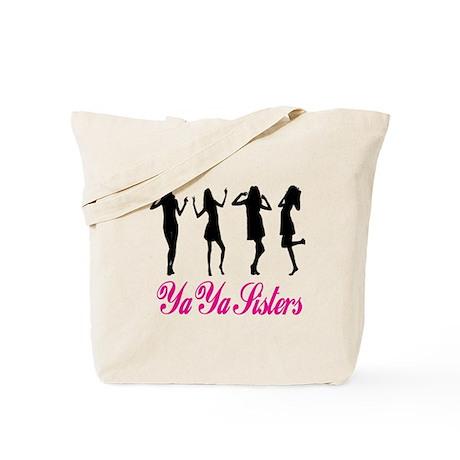 Ya Ya Sisters Tote Bag