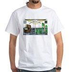 Spider Fathers Day White T-Shirt