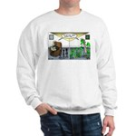 Spider Fathers Day Sweatshirt