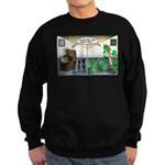 Spider Fathers Day Sweatshirt (dark)