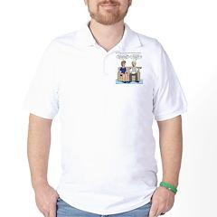 Sand Registry Golf Shirt