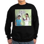 Dr. Banner Prostate Exam Sweatshirt (dark)