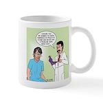 Dr. Banner Prostate Exam Mug