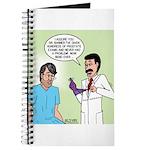 Dr. Banner Prostate Exam Journal