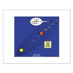 Pluto Loses Planet Status Small Poster