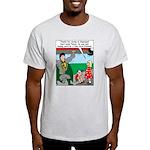 9-11 Super Heros Light T-Shirt