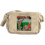 9-11 Super Heros Messenger Bag