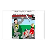 9-11 Super Heros Postcards (Package of 8)