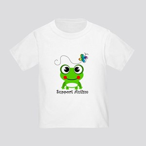 i have autism it doesnt have me Toddler T-Shirt