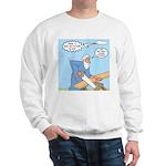 Noah Talks to God Sweatshirt