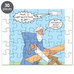 Noah Talks to God Puzzle