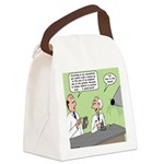 Mouse Scaling Canvas Lunch Bag