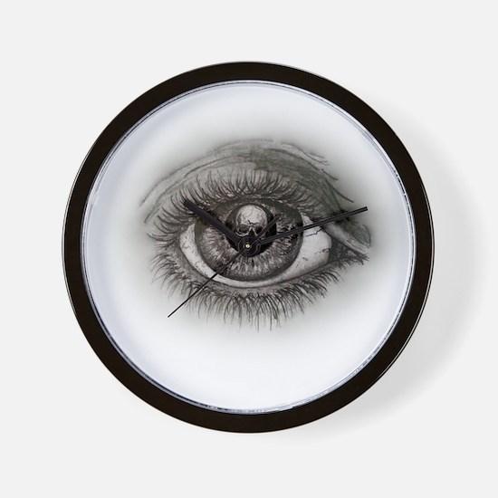 Eye-D Wall Clock