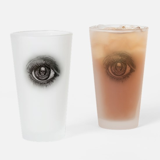 Eye-D Drinking Glass