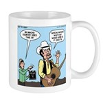 Macho Country Singer Mug