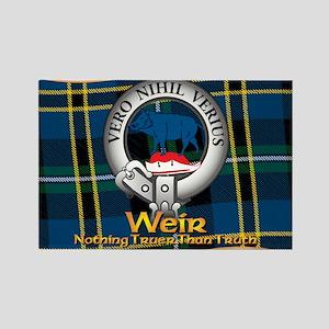 Weir Clan Magnets
