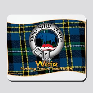 Weir Clan Mousepad