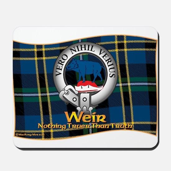 Weir Clan Mousepad