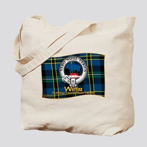 Weir Clan Tote Bag