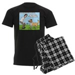 Celebrity Rehab Men's Dark Pajamas