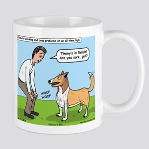 Celebrity Rehab Mug