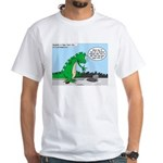 9-11 New York Tribute White T-Shirt