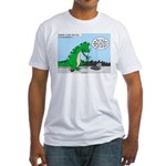9-11 New York Tribute Fitted T-Shirt