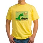 9-11 New York Tribute Yellow T-Shirt