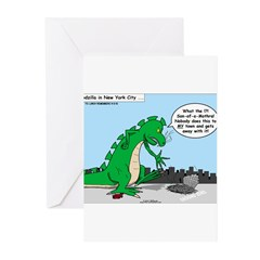 9-11 New York Tribute Greeting Cards (Pk of 10)