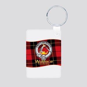 Wallace Clan Keychains