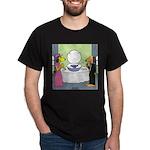 Toilet Bowl Punch Bowl Dark T-Shirt