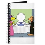 Toilet Bowl Punch Bowl Journal