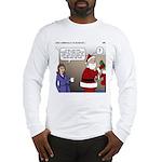 Santa Disrespected Long Sleeve T-Shirt