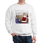 Santa Disrespected Sweatshirt