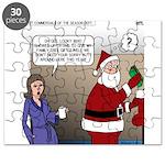 Santa Disrespected Puzzle