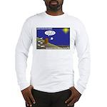 Silent Night Light Long Sleeve T-Shirt