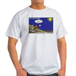 Silent Night Light Light T-Shirt