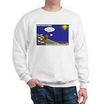 Silent Night Light Sweatshirt