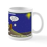 Silent Night Light Mug