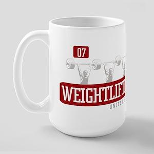 OLYMPIC LIFTER Large Mug