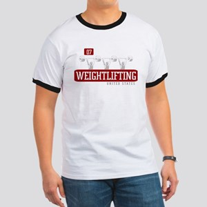 OLYMPIC LIFTER Ringer T