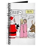 Santa Shopping Journal