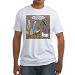 Manger Housekeeping Fitted T-Shirt